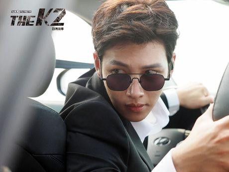 'Ngat' voi man khoe body cua ji Chang Wook trong drama 'The K2' - Anh 4