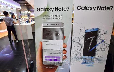 Samsung thu hoi Galaxy Note7 va hoan tien cho khach hang - Anh 1