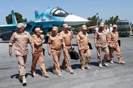 Quoc hoi Nga phe chuan trien khai khong quan o Syria - Anh 1