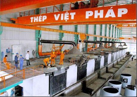 Quang Nam khang dinh nha may thep khong xa thai ra song Vu Gia - Anh 1