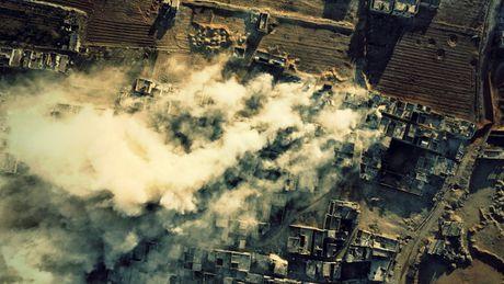 Syria: Khong kich du doi giang xuong khung bo o Latakia - Anh 1