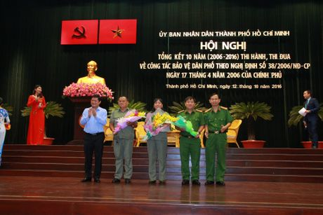 Kien nghi chon nguoi hoan luong tham gia bao ve dan pho - Anh 1