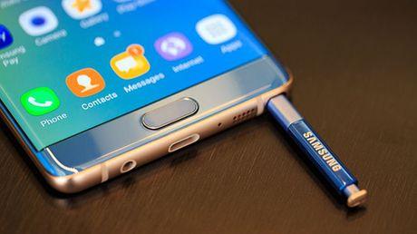 Da den luc Samsung ket thuc thuong hieu Galaxy Note? - Anh 1
