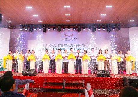 Khai truong khach san Muong Thanh Luxury Dien Lam tai Nghe An - Anh 1