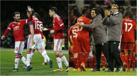 "MU dau Liverpool: ""Thien la dia vong"" cho Mourinho - Anh 2"
