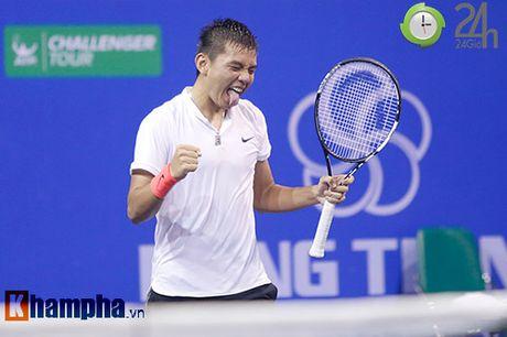 """Them 8 diem """"vang"""", Hoang Nam mo bay cao o Vietnam Open - Anh 1"""