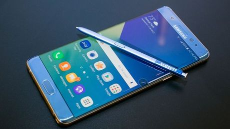 Samsung mat 17 ty USD vi quyet dinh 'khai tu' Note 7 - Anh 1