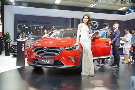 Nhung hinh anh ban dau cua Mazda CX-3 2016 - Anh 2