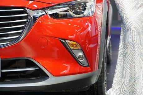 Nhung hinh anh ban dau cua Mazda CX-3 2016 - Anh 5