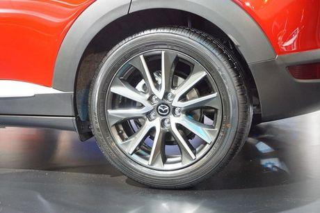 Nhung hinh anh ban dau cua Mazda CX-3 2016 - Anh 6