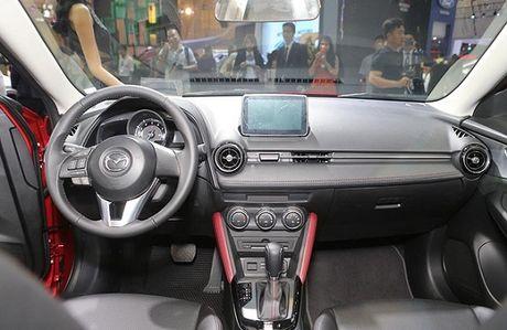 Nhung hinh anh ban dau cua Mazda CX-3 2016 - Anh 7