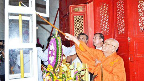 Thich Quang Duc – vi Bo tat Viet Nam den xu so chua vang - Anh 1