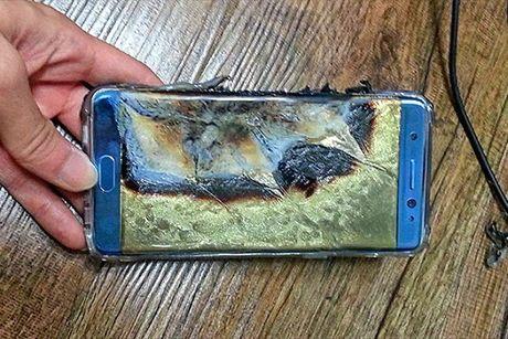 Galaxy Note 7 bi khai tu, tac dong xau den xuat khau cua Viet Nam - Anh 1