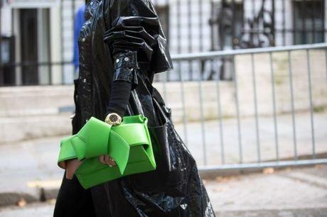 Street Style Paris Fashion Week 2017 - dinh cao cua su don gian - Anh 14