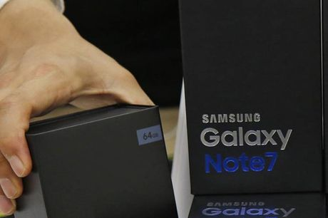 Nguyen nhan Galaxy Note 7 tiep tuc bi no van con la an so voi Samsung - Anh 2
