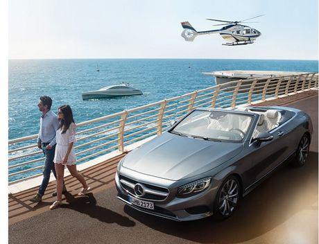 Ngam sieu du thuyen 'mui ten bac' cuc sang cua hang xe Mercedes Benz - Anh 4