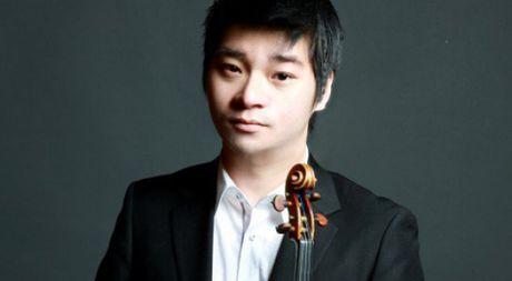 Than dong violin Han Quoc chet tren xe taxi sau khi uong ruou - Anh 1