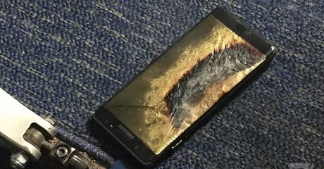 Samsung Galaxy Note 7: Hanh trinh cua 'hong nhan doan menh' - Anh 2