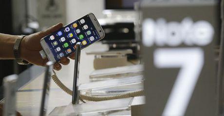 Cong nghe 24h: Vu no Galaxy Note 7 va phep thu voi nguoi thua ke Samsung - Anh 1