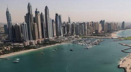 Dubai tiep tuc xay dung toa thap cao nhat the gioi - Anh 1
