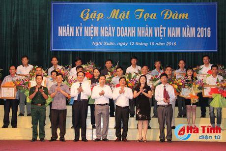 Chuc mung, gap mat cac doanh nghiep, doanh nhan - Anh 7