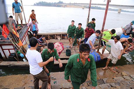 Chim tau o Quang Tri: He lo nguyen nhan - Anh 1