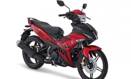 Yamaha Exciter them 4 mau moi canh tranh Winner - Anh 1
