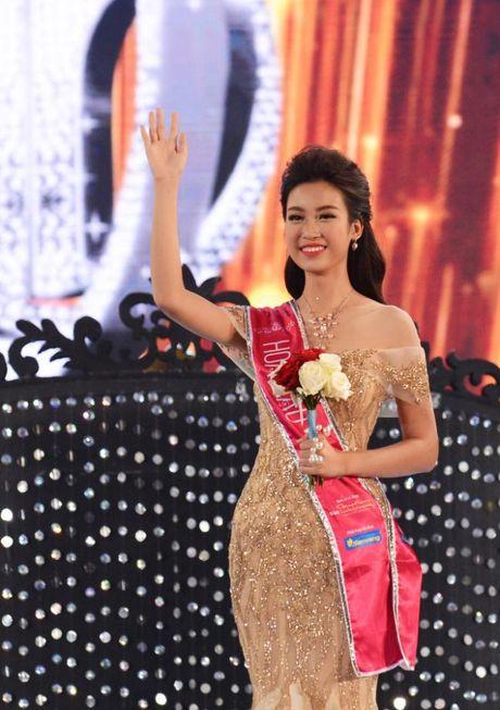 Hoa hau Do My Linh: Su an toan la kem an toan nhat, mo nhat nhat - Anh 2
