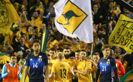 Australia va Nhat Ban bat phan thang bai o vong loai World Cup - Anh 2