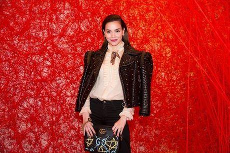 Ho Ngoc Ha noi ban bat giua dan blogger thoi trang noi tieng - Anh 2