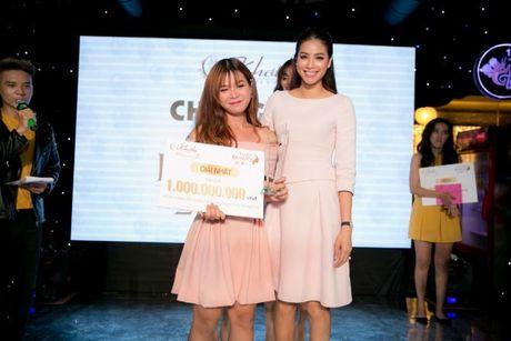 Pham Huong, Dam Vinh Hung, Thanh Loc lam giam khao cuoc thi Perfect Beauty - Anh 11