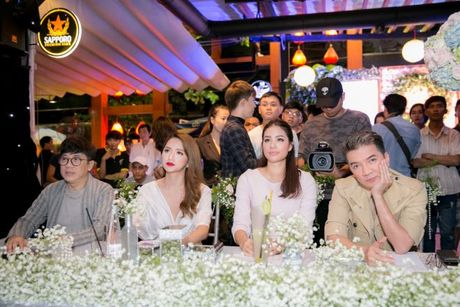 Pham Huong, Dam Vinh Hung, Thanh Loc lam giam khao cuoc thi Perfect Beauty - Anh 1