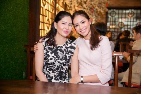 Pham Huong, Dam Vinh Hung, Thanh Loc lam giam khao cuoc thi Perfect Beauty - Anh 2