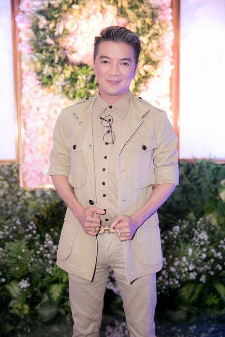 Pham Huong, Dam Vinh Hung, Thanh Loc lam giam khao cuoc thi Perfect Beauty - Anh 3
