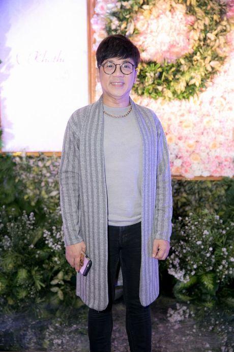 Pham Huong, Dam Vinh Hung, Thanh Loc lam giam khao cuoc thi Perfect Beauty - Anh 4
