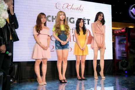 Pham Huong, Dam Vinh Hung, Thanh Loc lam giam khao cuoc thi Perfect Beauty - Anh 7