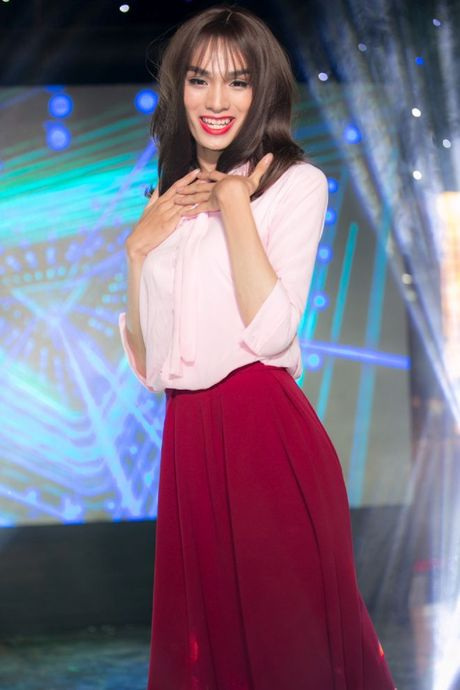 Pham Huong, Dam Vinh Hung, Thanh Loc lam giam khao cuoc thi Perfect Beauty - Anh 9