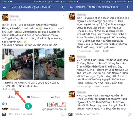Mat tai khoan Facebook vi doc tin tuc nham nhi - Anh 1