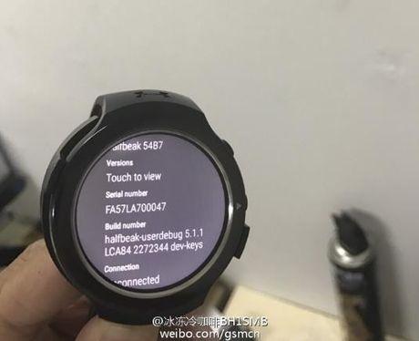 Chiem nguong smartwatch da that truyen cua HTC - Anh 2