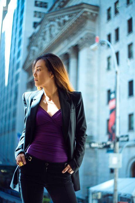 A hau Ao dai Chung Vu Thanh Uyen khoe sac o New York - Anh 6