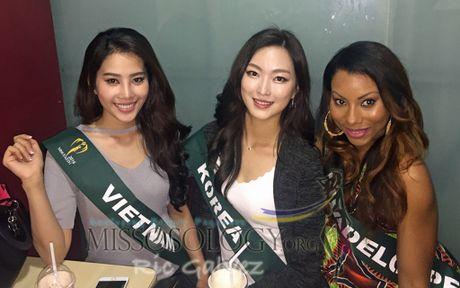 Nam Em rang ro cung dan thi sinh Hoa hau Trai dat 2016 - Anh 3