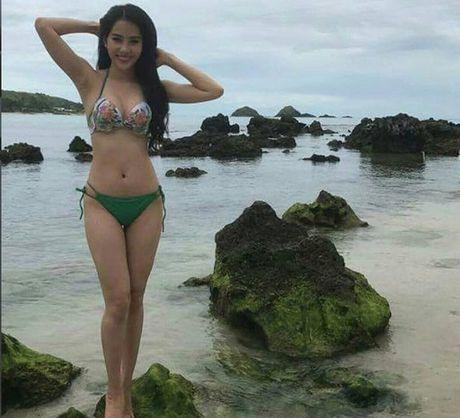 Nam Em rang ro cung dan thi sinh Hoa hau Trai dat 2016 - Anh 6
