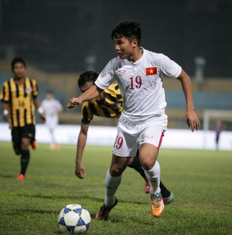 Viet Nam tai ngo Trieu Tien tai VCK U19 chau A - Anh 1