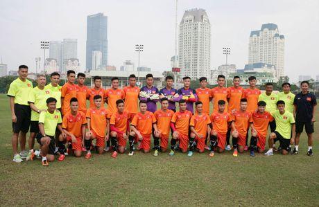 Viet Nam tai ngo Trieu Tien tai VCK U19 chau A - Anh 2