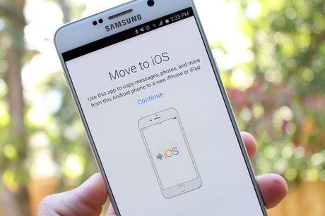 Cach chuyen du lieu tu Galaxy Note 7 sang iPhone va may Android khac - Anh 2