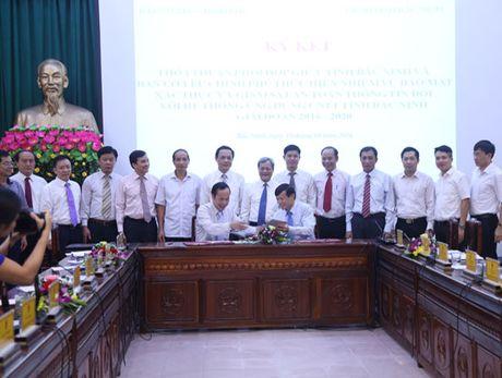 Ban Co yeu Chinh phu ho tro Bac Ninh bao mat he thong ung dung CNTT - Anh 1