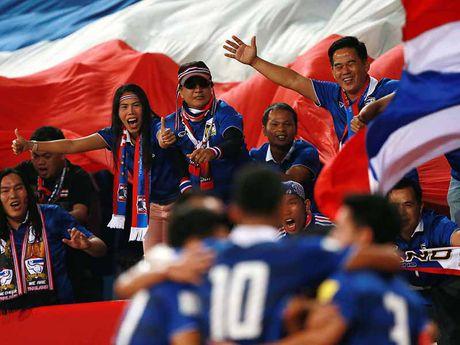 Thai Lan vo mong World Cup, de doa AFF Cup - Anh 1