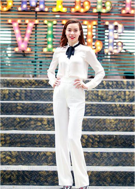 Xu huong so mi that no duoc sao Viet ua thich - Anh 2
