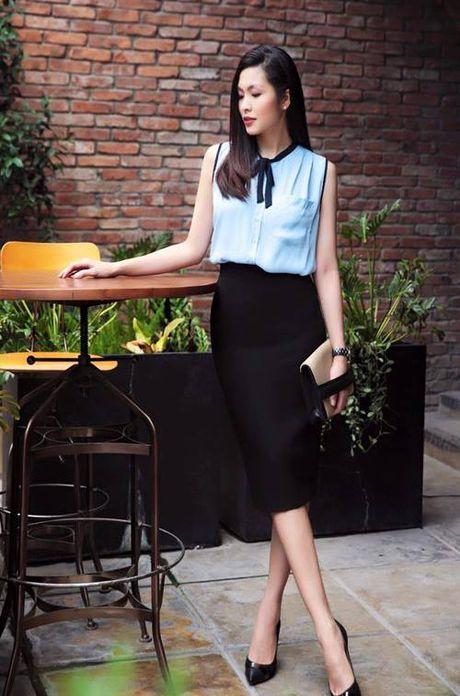 Xu huong so mi that no duoc sao Viet ua thich - Anh 3