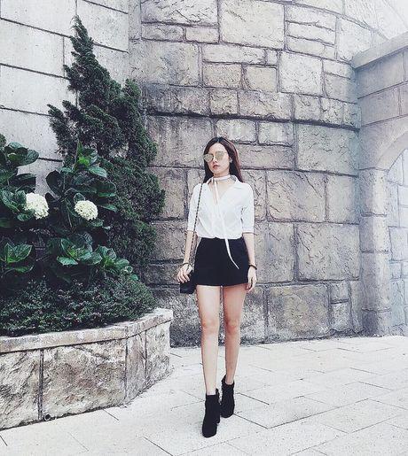 Xu huong so mi that no duoc sao Viet ua thich - Anh 5